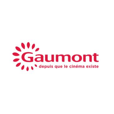 Client logo : Gaumont