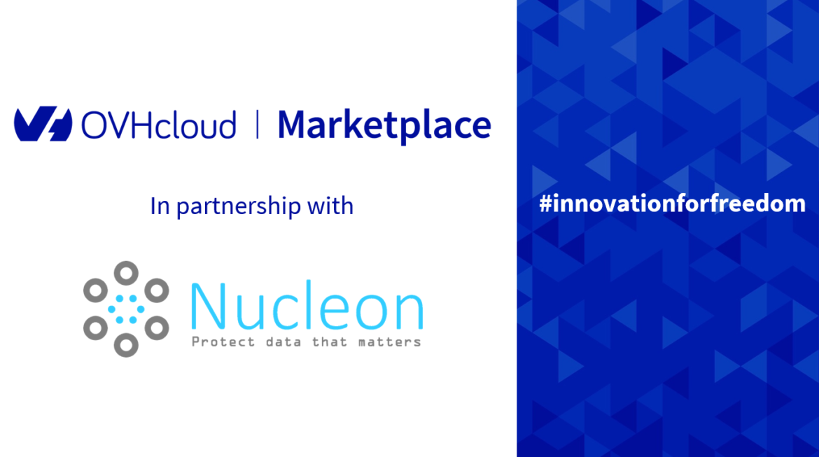 Nucleon Security ono OVH marketplace